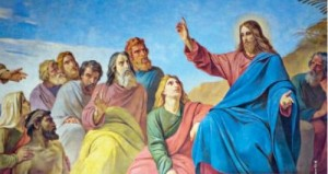 Iesus Christus cum Apostolis